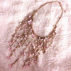 Torrid Floral Statement Necklace